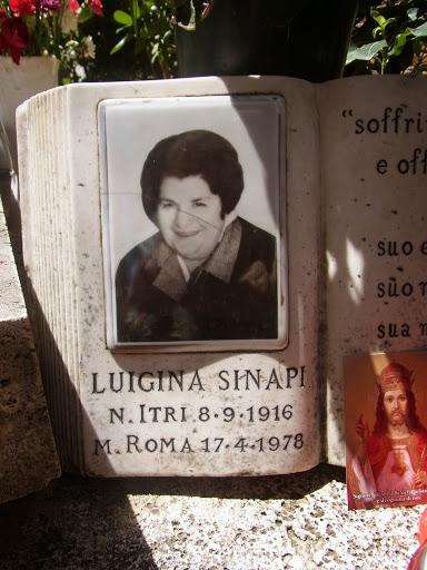 Luigina Sinapi 16-06-13 cmentarz (2)