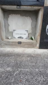 Albrecht grave in Garabandal