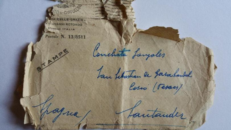 Padre Pio Letter